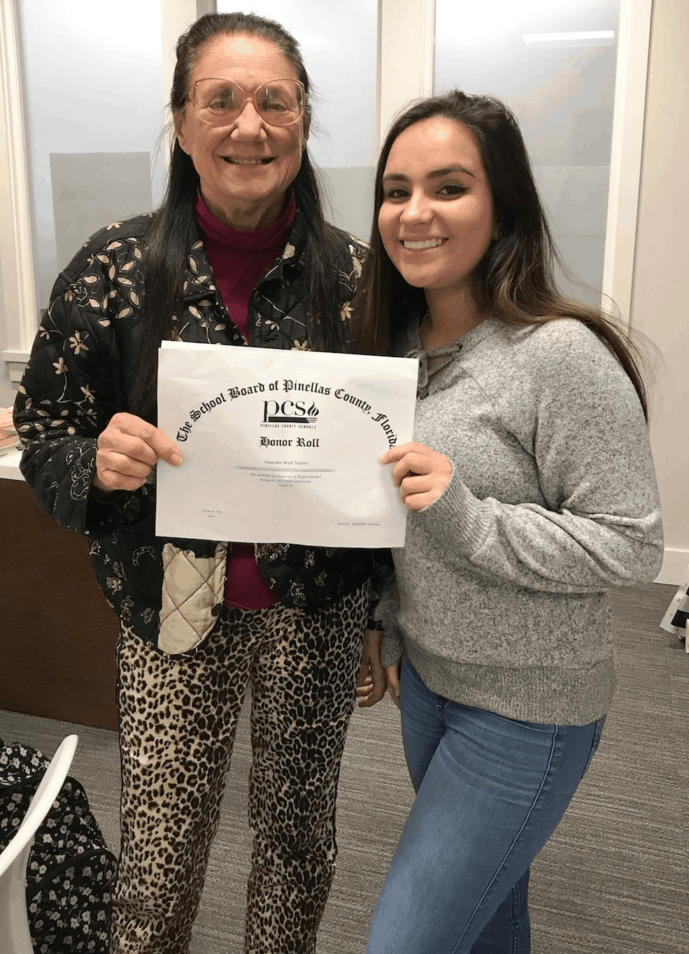 Student Success – Straight A's in School Now!