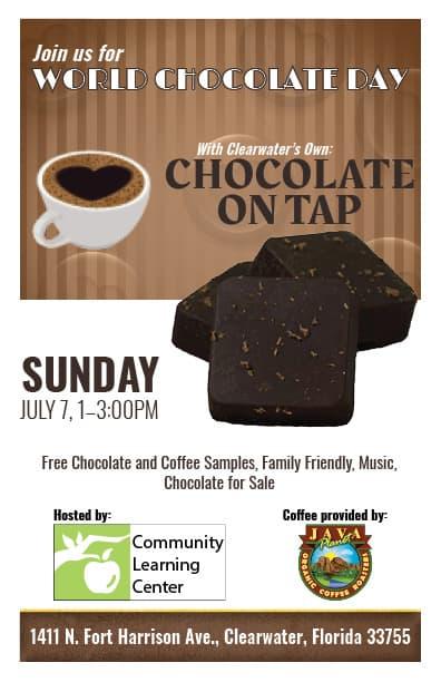 Celebrating World Chocolate Day on July 7th